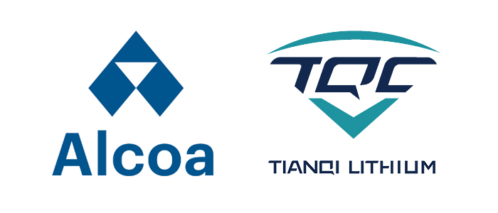 iMEN Sponsors - Alcoa Tianqi Lithium