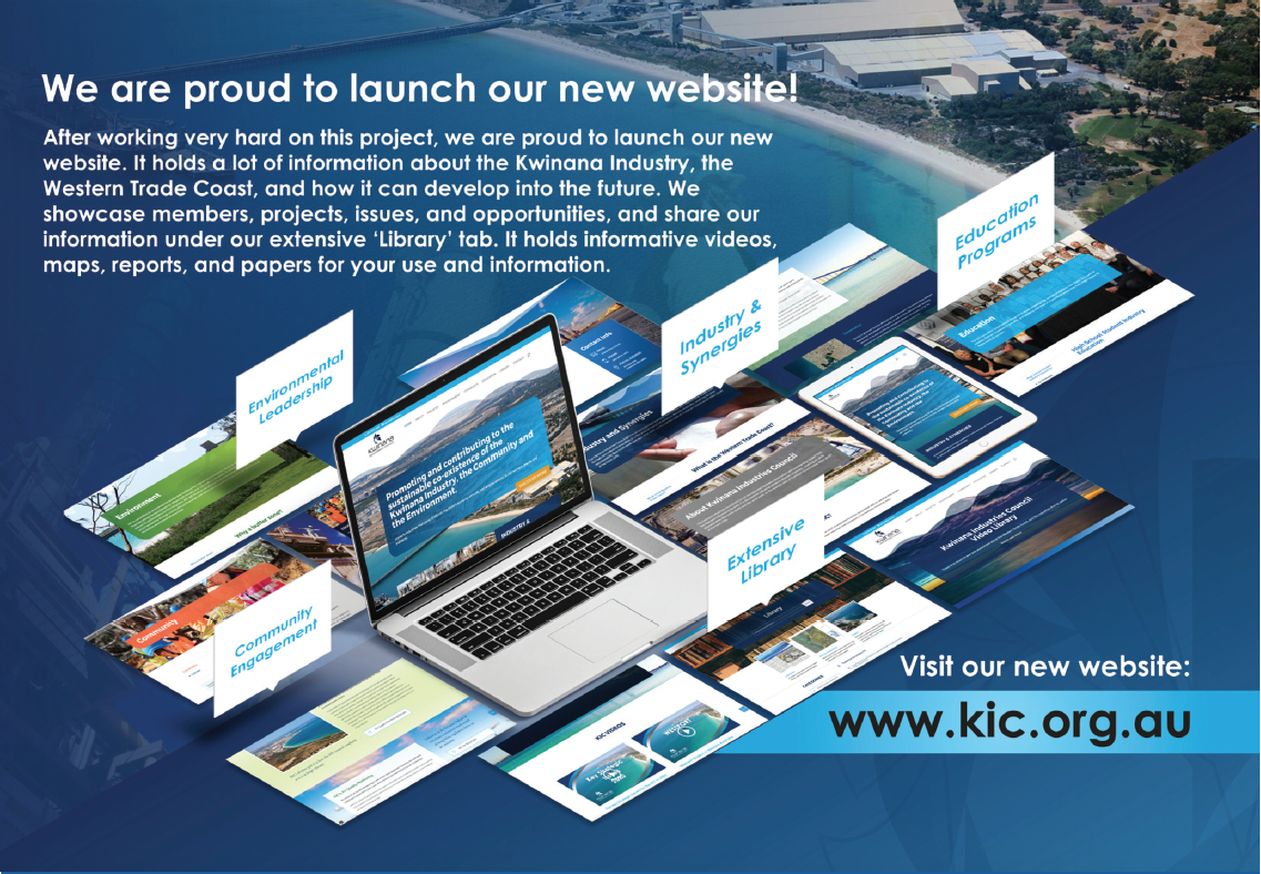KIC Website Launch