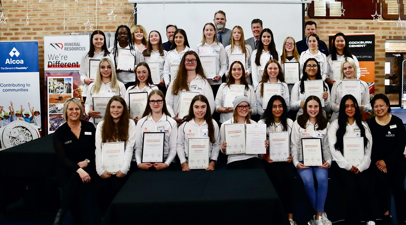 2020 KIC iWOMEN Students Graduation Ceremony August 2020