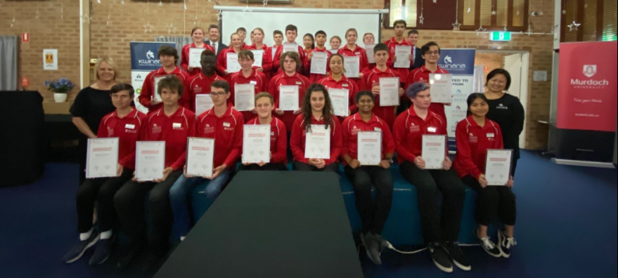 Students Graduate From the 2020 KIC iSCIENCE Project
