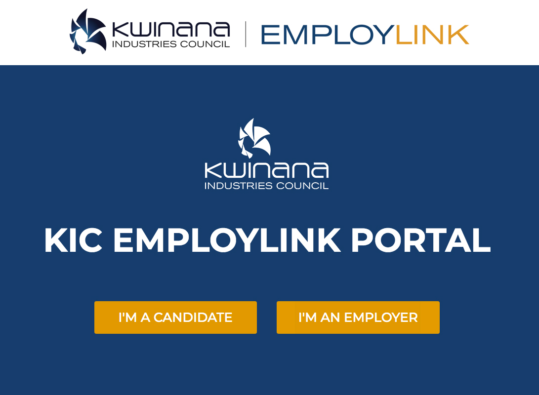 KIC_EmployLink_Portal