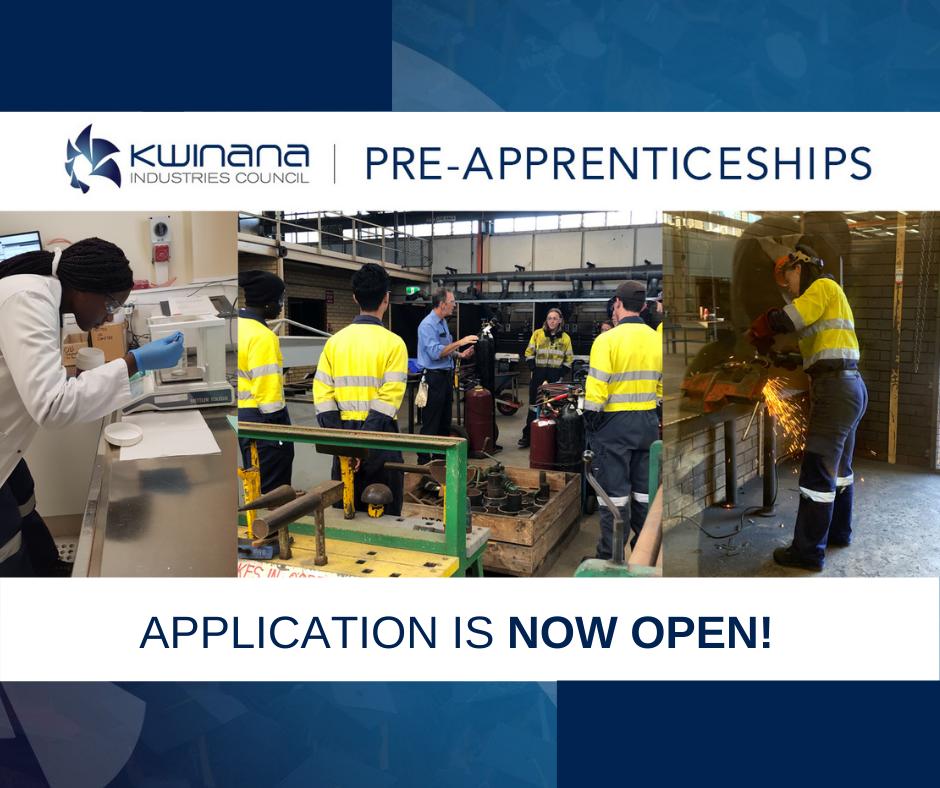 Pre Apprenticeship Open